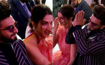 Deepika Padukone Breaks Into Tears As Prakash Padukone Receives Lifetime Achievement Award – Watch Video