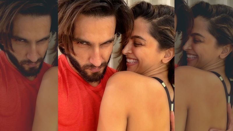 Deepika Padukone Says Hubby Ranveer Singh Is The Easiest Person To Spend Lockdown With, 'He Sleeps For 20hrs Everyday'