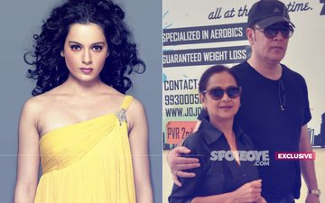 Kangana Ranaut JOLTED! Aditya Pancholi-Zarina Wahab Send Criminal & Civil Defamation Notice