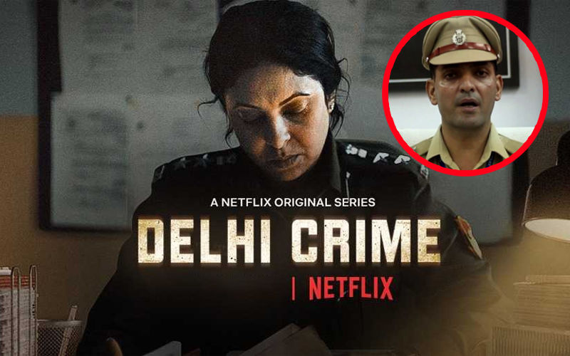 Delhi Police SHO To Take Legal Action Against Delhi Crime Series Director