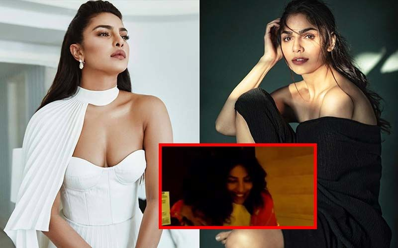 Delightful! Priyanka Chopra Jonas Gives A Special Surprise To Malaal Actress Sharmin Segal; Here's How