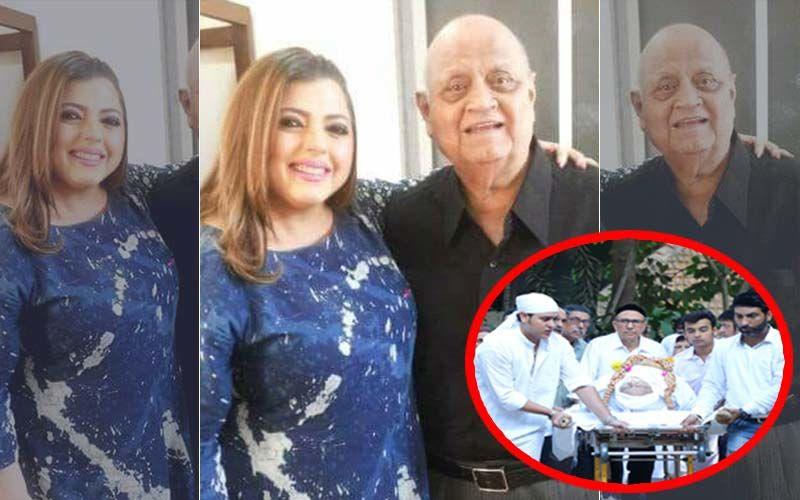 Heartbroken Delnaaz Irani Remembers Her Mentor Dinyar Contractor