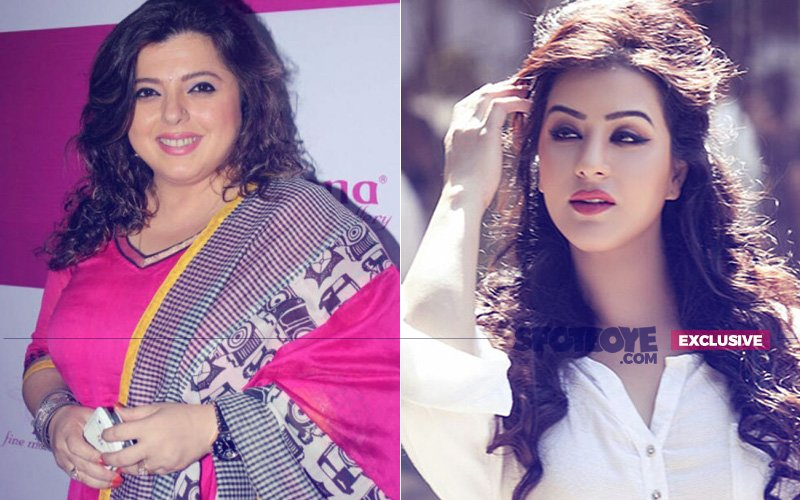 Ex-Bigg Boss Contestant Delnaaz Irani Has Something To Say About Shilpa Shinde. Guess What?