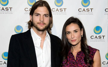 Demi Moore Reveals Ex-Husband Ashton Kutcher Prompted Her To Indulge In Threesomes; Actress Says It Was 'A Mistake'