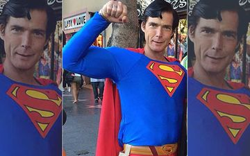 Hollywood Superman Christopher Dennis' Wish To Be Honoured, Actor To Be Buried In Superhero Costume