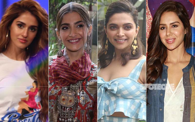 Trending Festive Styles: Take Inspiration From Disha Patani, Sonam Kapoor, Deepika Padukone & Sonam Bajwa