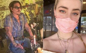 Johnny Depp A WIFE BEATER; LOSES Court Case Against Ex-Wife Amber Heard And Newspaper Who Called Him That