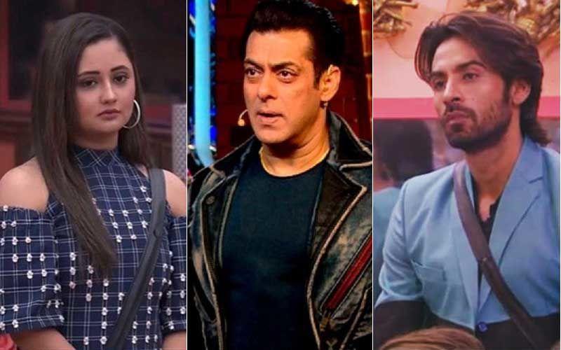 Bigg Boss 13: Rashami Desai Makes The BIG Reveal; Tells Salman Khan She Entered The House For Arhaan Khan