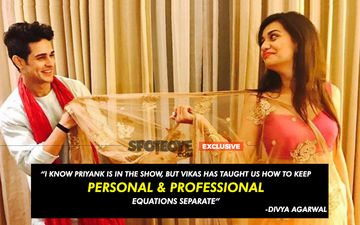 Destiny REUNITES Divya Agarwal With Ex-Boyfriend Priyank Sharma