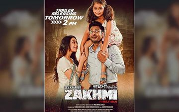 Dev Kharoud, Anchal Singh Starrer Zakhmi Trailer To Release On This Date