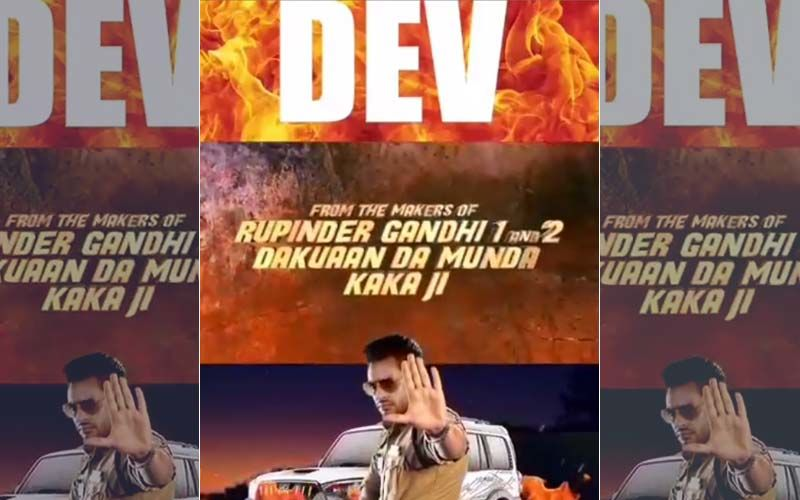 DSP Dev Teaser Out: Dev Kharoud Turns Cop for his Next