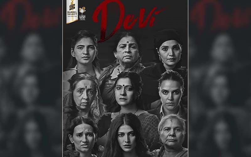 Devi: Kajol Devgn, Shruti Hasan, Neha Dhupia, Mukta Barve, Neena Kulkarni Starrer Short Film Out Now
