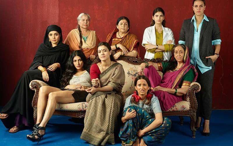 'Devi': First Look Of Kajol Devgn, Shruti Hasan, Neha Dhupia, Mukta Barve, Neena Kulkarni Starrer Short Film Out Now