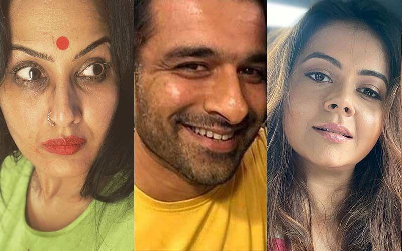 Bigg Boss 14: Kamya Panjabi Finds Eijaz Khan To Be 'Bichara' Post Devoleena Bhattacharjee's Violent Behaviour