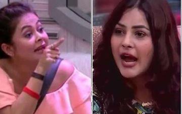 Bigg Boss 13: Did Devoleena Bhattacharjee Slap Shehnaaz Gill To Save Herself From Elimination? Watch The Promo