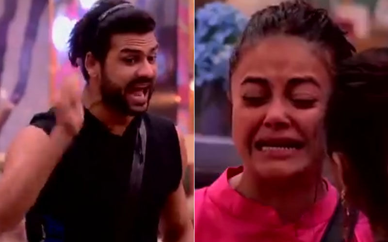 Bigg Boss 13: Vishal Aditya Singh BETRAYS Devoleena Bhattacharjee, Leaves Her Crying Like A Baby - Video