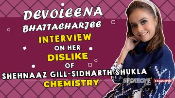 Devoleena Bhattacharjee On SidNaaz Chemistry: 'They'd Look Good As Brother-Sister Or Friends, NOT Lovers'- EXCLUSIVE