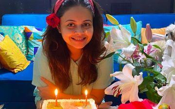 After BFF Rashami Desai Makes The Cutest Birthday Wish, Devoleena Bhattacharjee Gets An Unforgettable Birthday Treat From Her Fans At An Old Age Home