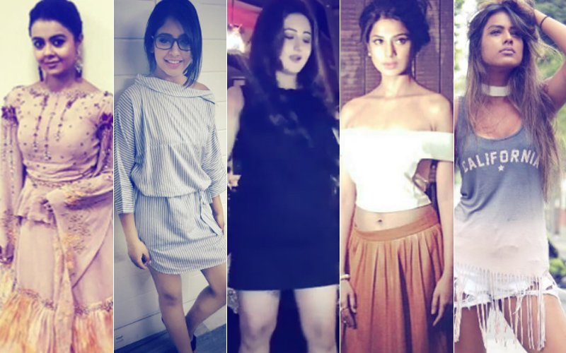 BEST DRESSED & WORST DRESSED Of The Week: Devoleena Bhattacharjee, Niti Taylor, Rashami Desai, Jennifer Winget Or Nia Sharma?