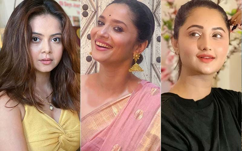 Rashami Desai, Devoleena Bhattacharjee Support Ankita Lokhande After Shibani Dandekar's Jibe: 'Hadd Ho Gayee, She's Already A Star, Doesn't Need 2 Seconds Fame'
