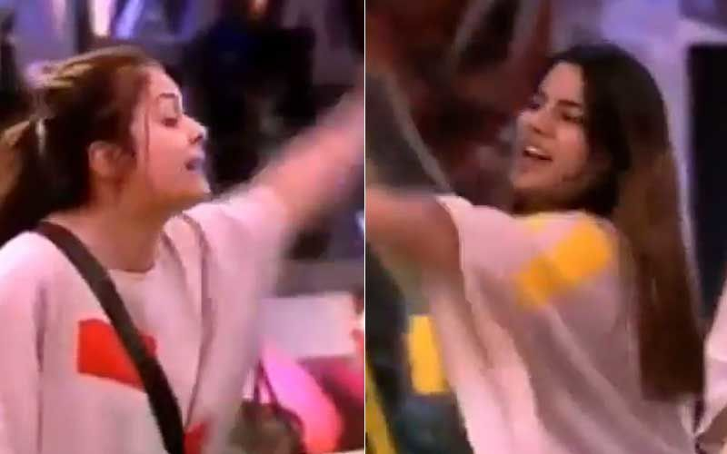 Bigg Boss 14: Nikki Tamboli Drags Devoleena Bhattacharjee's Me Too Comment Against Sidharth Shukla In Their Massive Fight