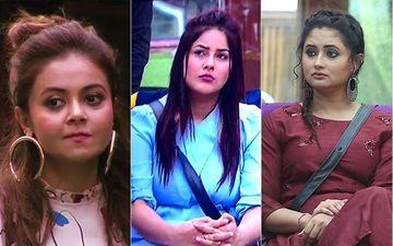 Bigg Boss 13: Twitterati Slams Devoleena Bhattacharjee For Body Shaming Shehnaaz Gill; Call Her And Rashami Desai 'Evil Bahus'