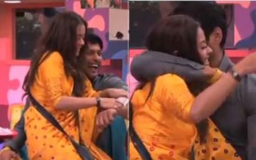 Bigg Boss 13: Sidharth Shukla Kisses Devoleena Bhattacharjee As She Sits On His Lap; SidNaaz Fans Call It 'Fake Love Angle'