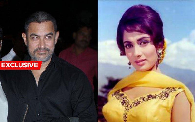 Aamir Landed Up At Salman's Dad's House To Meet Sadhana