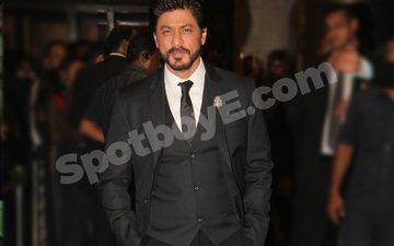 Shah Rukh Khan Is The 8th Highest Paid Actor In The World