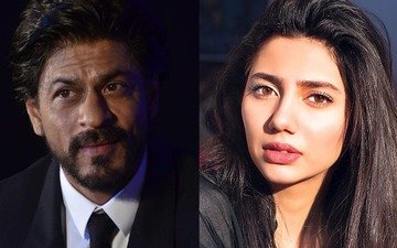 SRK, Mahira back in Mumbai