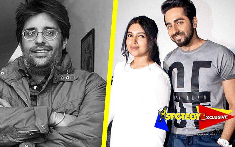 Director of Ayushmann-Bhumi Pednekar's Manmarziyan shown the door, mid-shoot