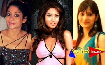 Double trouble: Riya Sen plays Indrani Mukerjea and Sheena Bora in Dark Chocolate