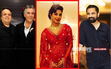 After Abu Jani-Sandeep Khosla, Now Sabyasachi Will Also Doll Up Priyanka Chopra's Bridal Look