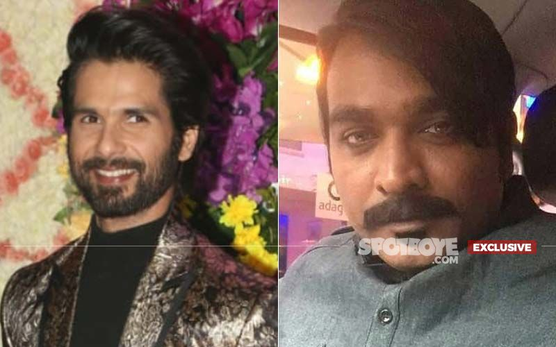 Shahid Kapoor And Vijay Sethupathi To Have Parallel Roles In Their Upcoming Web-Series - EXCLUSIVE