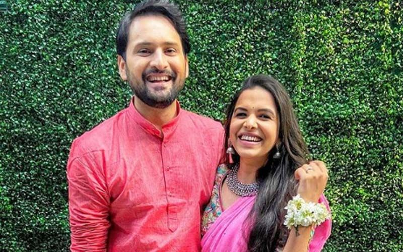 Mitali Mayekar And Siddharth Chandekar Wedding Festivities Begin With Muhurta Medh