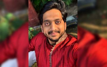 Amey Wagh Turns To Adventure Sports As He Paraglides In The Mountains