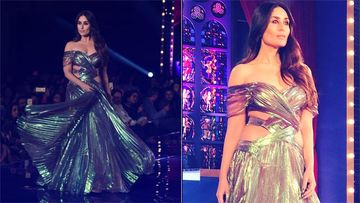 Lakme Fashion Week Finale 2018: Kareena Kapoor Khan Makes Hearts Race In A Sexy Holographic Gown