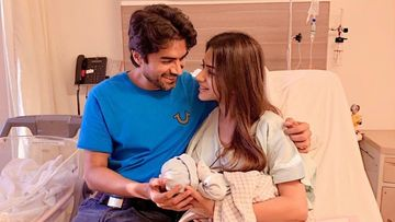 Meri Aashiqui Tumse Hi's Smriti Khanna-Gautam Gupta Feel It'll Be Tough To Keep Their Baby In Isolation, Away From Their Families