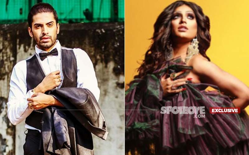 Bigg Boss 8 Contestant Sushant Divgikr Struggles For A Gown, Photographer Amit Khanna Exposes Discrimination Against The LGBTQI Community