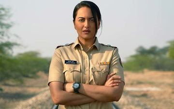 Sonakshi Sinha To Play A Cop In Digital Debut; OTT Platform Drops Actor's First Look Ahead Of International Women's Day