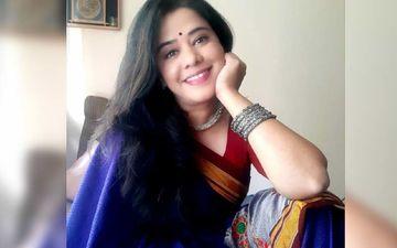 Anita Date Kelkar Enjoys Teasing Kishori Ambiye With Delicious Food When She is Fasting