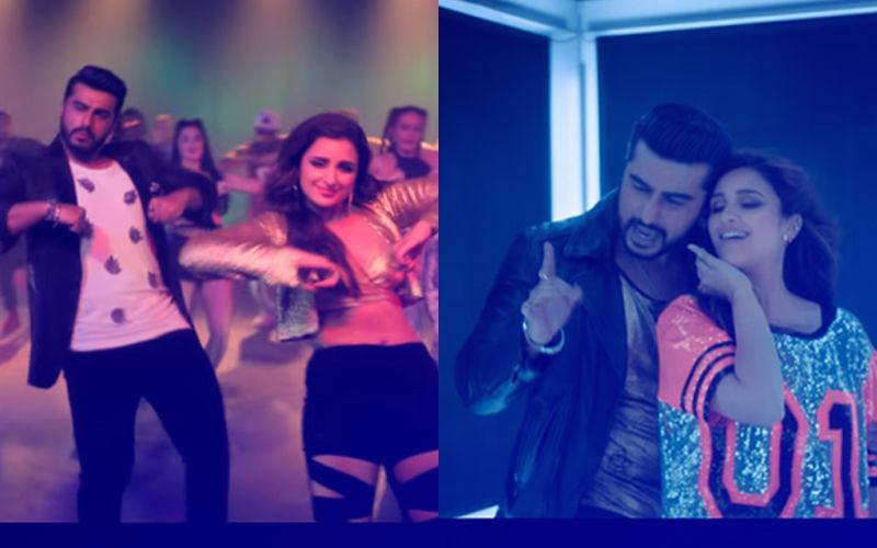Proper Patola, Namaste England: Arjun Kapoor And Parineeti Chopra's Swag Can't Get Any Cooler!