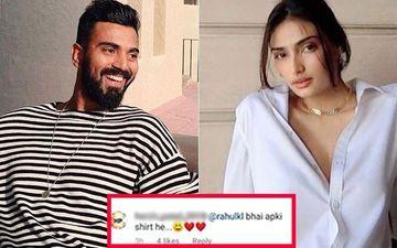 Athiya Shetty Wears An Oversized White Shirt, Gets A 'Nice Shirt' Comment From KL Rahul; Fans Ask 'Bhai Aapki Shirt Hai?'