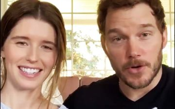 Chris Pratt And Preggers Katherine Schwarzenegger Enjoy Bike Ride With Arnold Schwarzenegger Post Pregnancy News