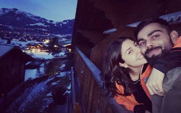 Virat Kohli Shares An UNSEEN Picture With Anushka Sharma From Their Swiss Vacay,  Recalls 'The Winter Snow, Rustle Of Leaves'