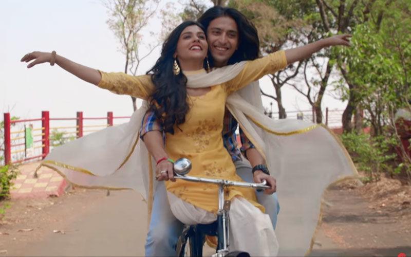 Dhadak TV Adaptation, Jaat Naa Poocho Prem Ki Promo: Kinshuk Vaidya- Pranali Rathore Romance On Ajay-Atul's Tunes
