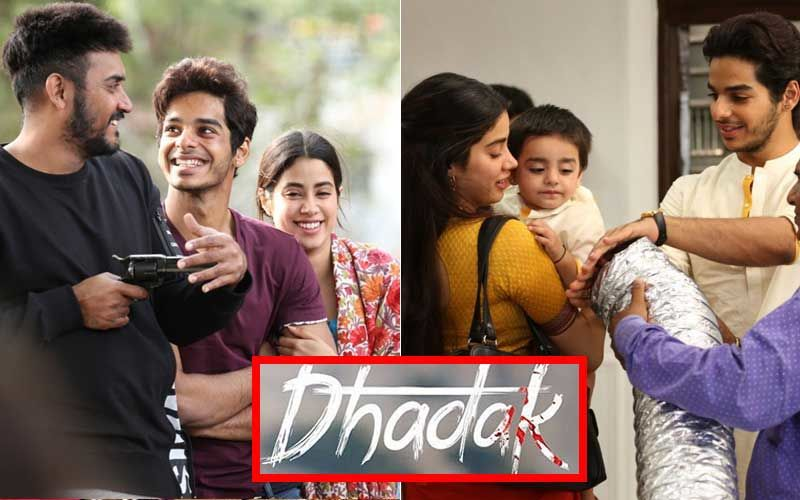#1YearOfDhadak: Ishaan Khatter-Janhvi Kapoor Get Emotional; Share BTS Pictures With Heartfelt Note