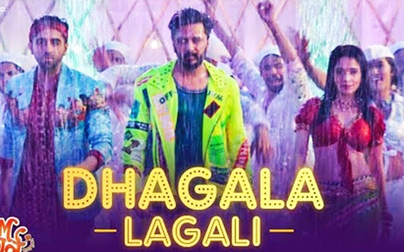 Amid Dream Girl's Dream Run At The Box Office, Dhagala Lagli Kala Starring Ayushmann Khurrana-Nushrat Bharucha Removed From Digital Platforms