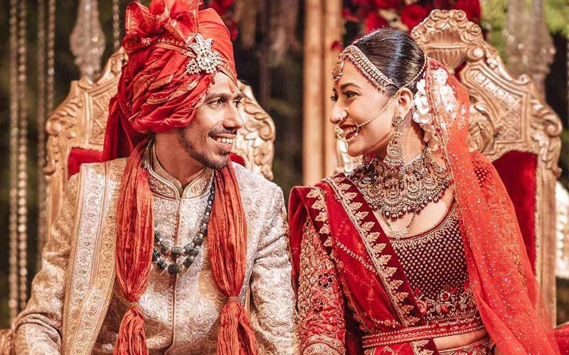 INSIDE VIDEO From Yuzvendra Chahal-Dhanashree Verma Wedding: Couple Listening Carefully To Saath Vachan During Pheras Is Pure Bliss
