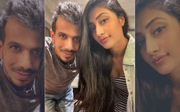 Yuzvendra Chahal And Fiance Dhanashree Verma Give A Twist To Kokilaben's Rasode Mein Kaun Tha; Yuzi's Expressions Will Leave You In Splits